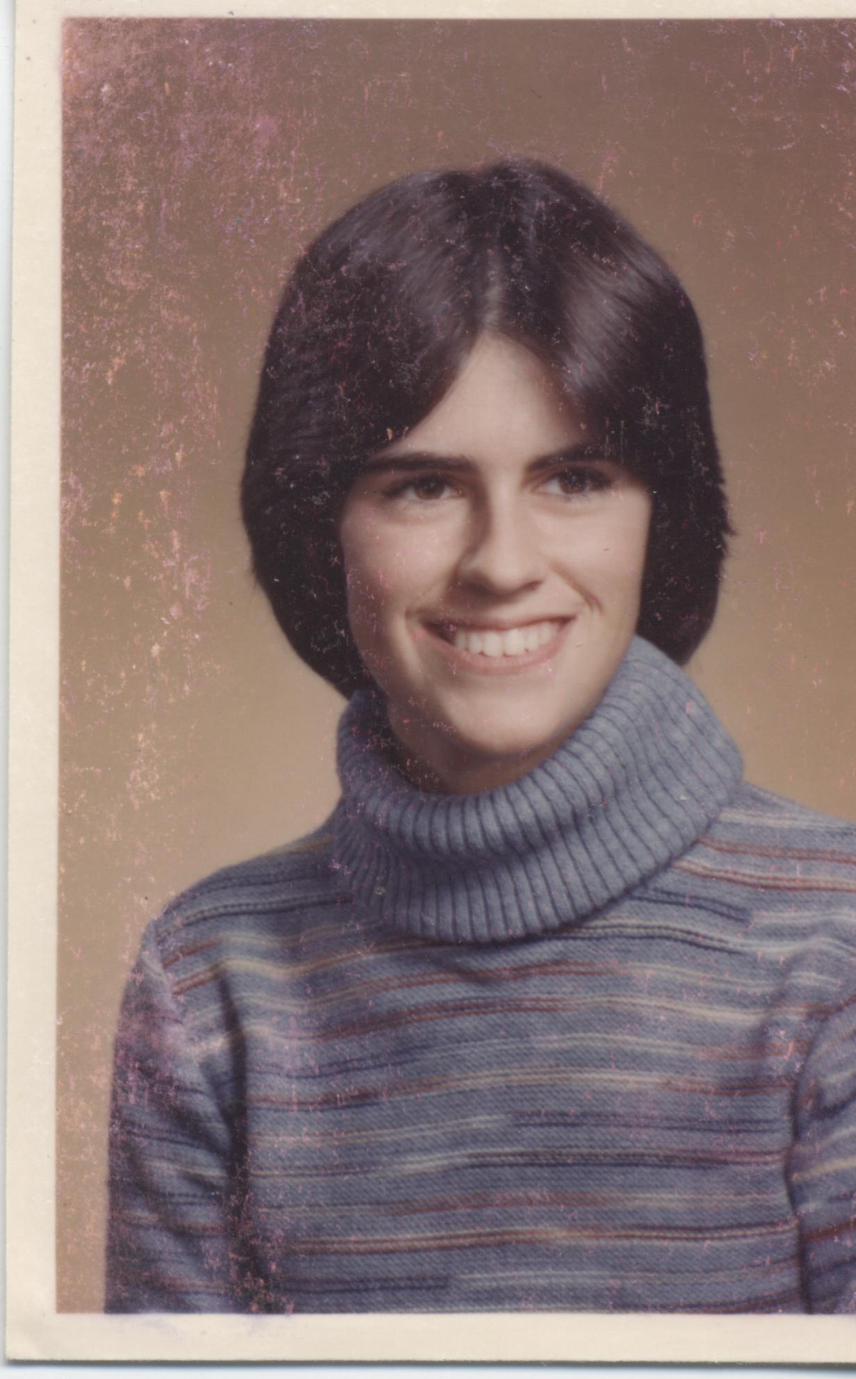 senior prom  walt whitman high school  1976