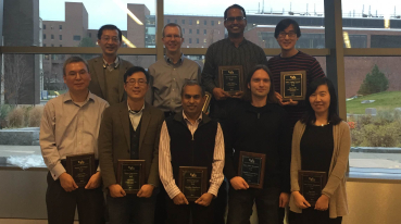 2015 SEAS Faculty Awards image