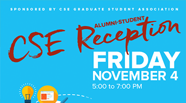 CSE Alumni Student Reception