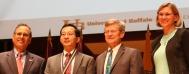 Chunming Qiao Chancellor's Award Image