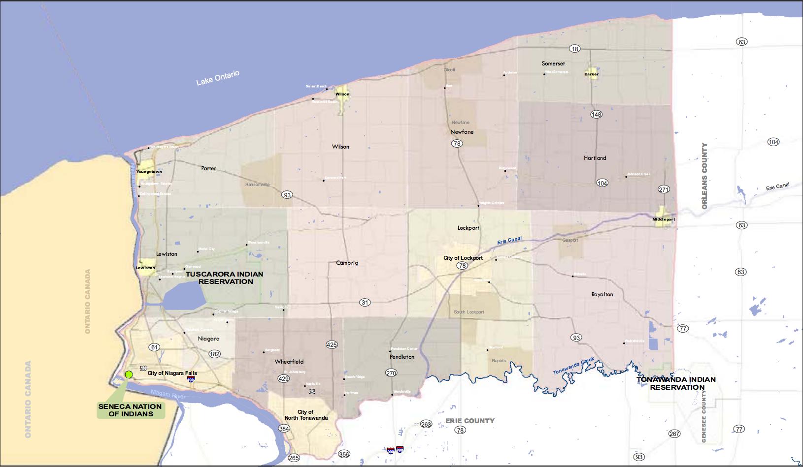Niagara Falls Zip Code Map.Bill Rapaport S Buffalo Restaurant Guide The Restaurants By Location