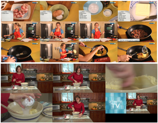 Jason j corso overview this data set was prepared from 88 open source youtube cooking videos the youcook dataset contains videos of people cooking various recipes forumfinder Choice Image