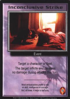 Babylon 5 CCG Severed Dreams Promo Card Dodger M//NM Mint//Near Mint
