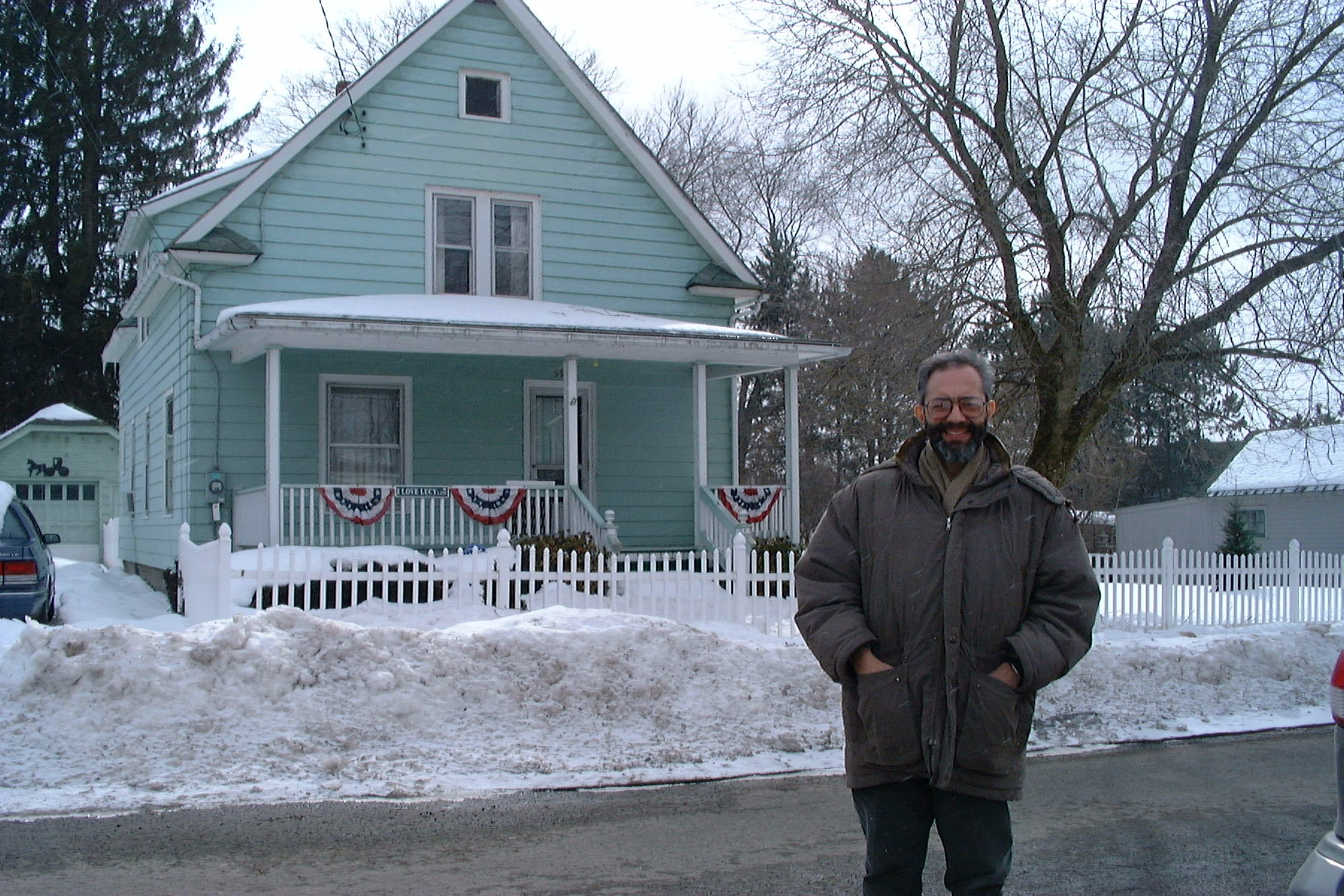 Lucille Ball 39 S Childhood Home